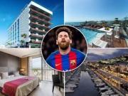 Bóng đá - Messi tậu khách sạn ở khu đồng tính, cạnh tranh Ronaldo