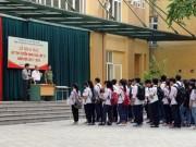 Giáo dục - du học - Cập nhật đề thi, gợi ý đáp án môn Văn, Toán vào lớp 10 ở Hà Nội