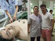 Đời sống Showbiz - Xuân Bắc ngừng vở diễn, đưa đồng nghiệp đi cấp cứu bệnh viện
