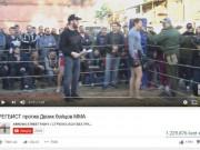 Thể thao - MMA lại nóng: Cầu thủ rugby đấm liên hoàn hạ 2 võ sĩ