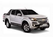 Chevrolet Colorado thêm bản LTX giá 915 triệu đồng