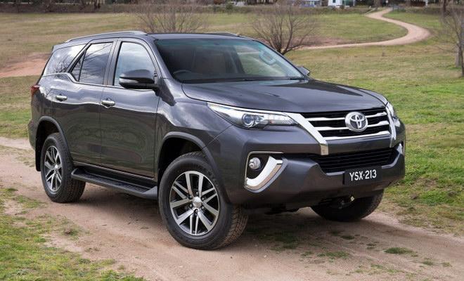 Vì sao Toyota Fortuner không giảm giá mà vẫn đắt khách?