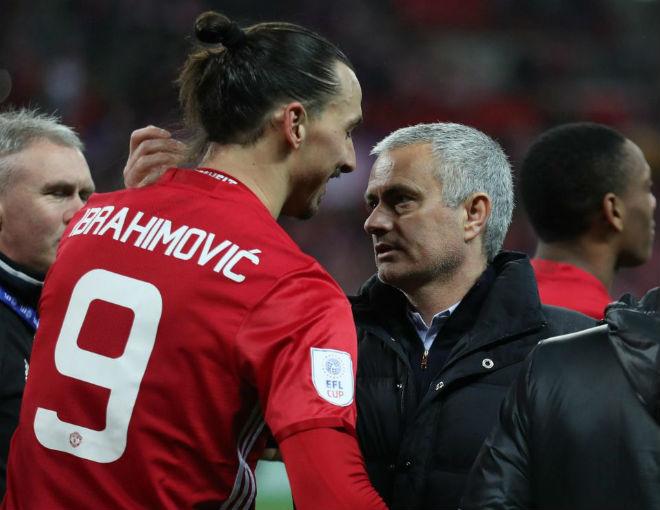 """Thuyết âm mưu MU dứt tình Ibra: """"Diệu kế"""" Mourinho và đại nghiệp C1"""