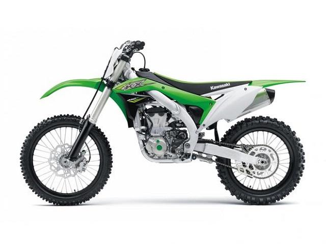 Kawasaki công bố các tùy chọn của các mô hình 2018