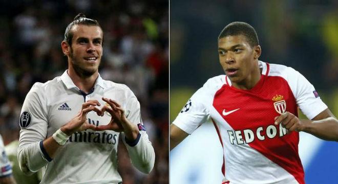 Chuyển nhượng Real: 135 triệu euro mua Mbappe thay Bale