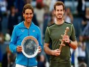 Thể thao - Tin nóng Roland Garros 10/6: Murray sợ mất ngôi số 1 vào tay Nadal
