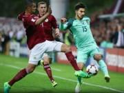 Bóng đá - Latvia - Bồ Đào Nha: Tan nát vì Ronaldo (vòng loại World Cup 2018)