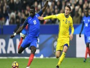 Bóng đá - Thụy Điển - Pháp: Đại địa chấn phút bù giờ