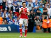 Bóng đá - Alexis Sanchez chọn kình địch, Arsenal bất lực