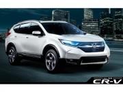 Tin tức ô tô - Honda CR-V 2017 thế hệ 5 hoàn toàn mới đến Trung Đông