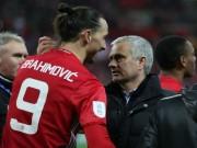 """Bóng đá - Thuyết âm mưu MU dứt tình Ibra: """"Diệu kế"""" Mourinho và đại nghiệp C1"""