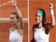 Halep - Ostapenko: Vỡ òa sau 3 set (CK Roland Garros)