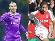 Bóng đá - Chuyển nhượng Real: 135 triệu euro mua Mbappe thay Bale