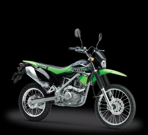 2017 Kawasaki KLX 150 loạt màu mới giá từ 49 triệu đồng