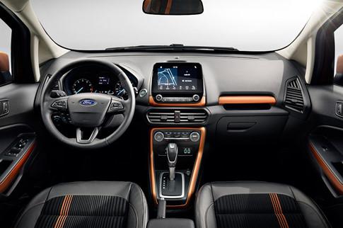 Ford EcoSport 2018: Thay đổi nhẹ, mỹ miều hơn - 2
