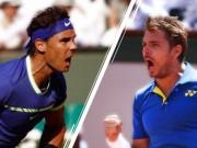 Thể thao - Chung kết Roland Garros: Mơ Decima, Nadal không dám chủ quan