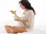 Sức khỏe đời sống - 5 thói quen liên quan đến thực phẩm bà bầu cần lưu ý