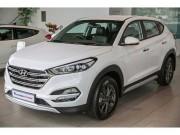 Tư vấn - Hyundai Tucson Turbo 2017 có giá 775 triệu đồng