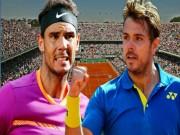 Thể thao - Chi tiết Nadal – Wawrinka: Thời khắc của nhà vua (KT)