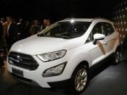 Tư vấn - Ford EcoSport 2018: Thay đổi nhẹ, mỹ miều hơn