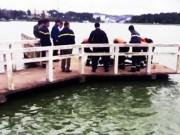 Tin tức trong ngày - Hoảng hồn phát hiện xác chết trên hồ Xuân Hương