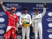 Đua xe F1 - Đua xe F1, phân hạng Canadian GP: Hamilton cân bằng kỷ lục của Senna