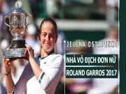 """"""" Sharapova mới """"  vô địch Roland Garros: Giấc mộng đẹp tuổi 20 (Infographic)"""