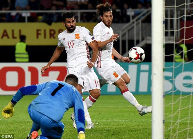 Macedonia - Tây Ban Nha: Rực sáng 2 sao Ngoại hạng Anh - 1