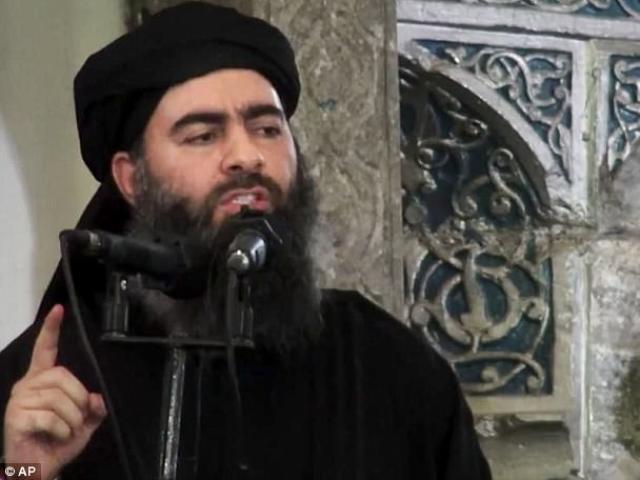 Thủ lĩnh tối cao IS vừa bị tiêu diệt vì bom Nga? - 2