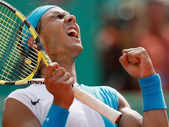 2007 - Nadal một lần nữa đụng Federer ở trận chung kết và tay vợt Tây Ban Nha là người giành chiến thắng 6-3, 4-6, 6-3, 6-4.