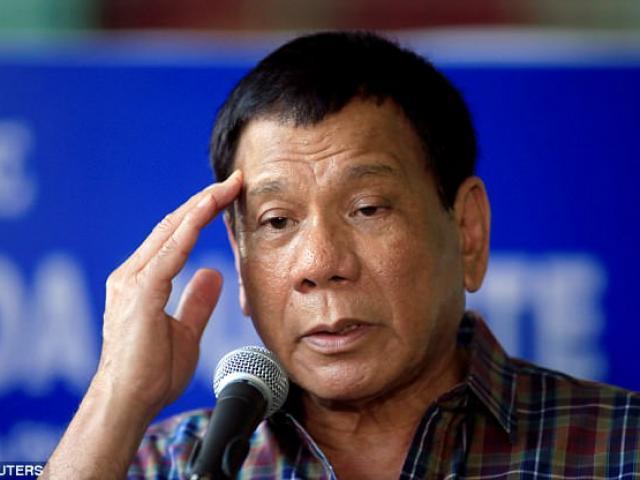 """Ông Duterte nói """"không hề nhờ"""" quân Mỹ tới giúp diệt IS"""