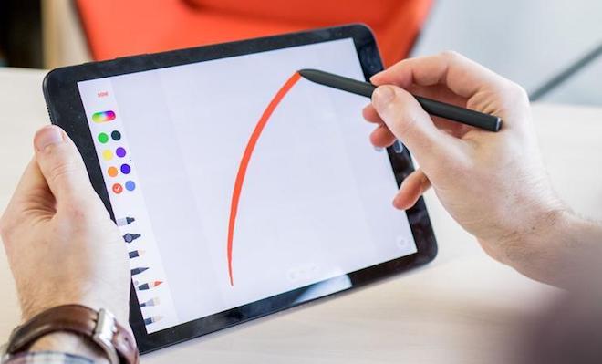 Đánh giá Samsung Galaxy Tab S3: Sự khác biệt ở bút S Pen - 5