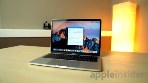 MacBook Pro 13 inch (2017): Cấu hình mạnh, giá vừa tầm - 1