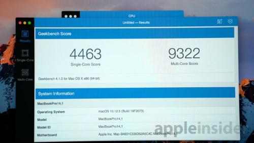 MacBook Pro 13 inch (2017): Cấu hình mạnh, giá vừa tầm - 4