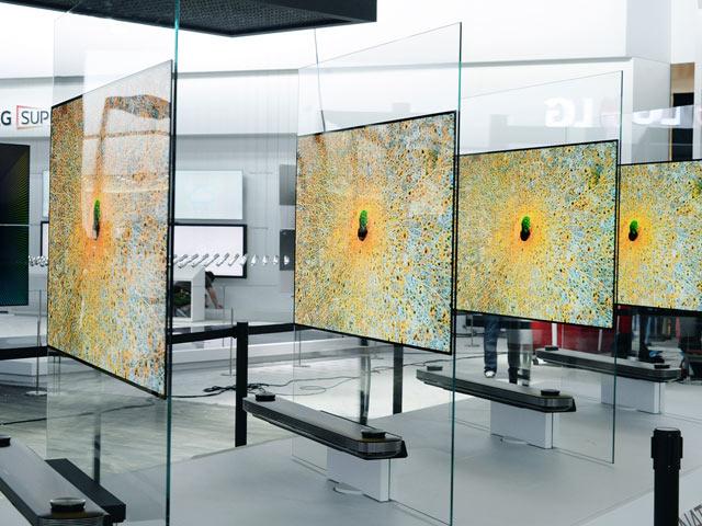 """TV OLED của LG """"làm mưa, làm gió"""" tại Mỹ năm 2017 - 3"""