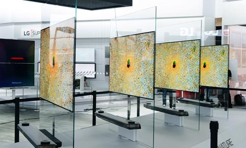 LG tung một loạt dòng TiVi cao cấp 2017 - 3