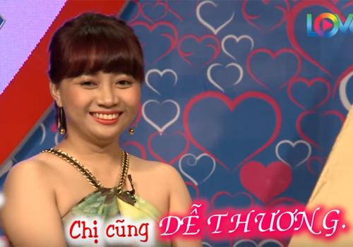 """gap lai co giao """"kho yeu"""" cua chuong trinh ban muon hen ho - 1"""
