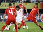 Macedonia - Tây Ban Nha: Rực sáng 2 sao Ngoại hạng Anh