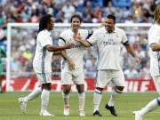 """Bóng đá - Huyền thoại Real – Roma: Ro """"béo"""" quá… béo, Figo đá phạt siêu phẩm"""