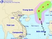 Tin tức trong ngày - Thông tin mới nhất về cơn bão số 1 trên Biển Đông