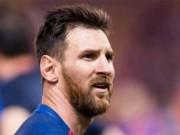 Bóng đá - Messi lại hoãn gia hạn hợp đồng, Barca lo sốt vó