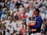 Nadal vô địch Roland Garros 2017: Hoàng đế bất tử