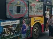 Tin tức trong ngày - Xác định thanh niên ném gạch chảy máu đầu khách đi xe buýt