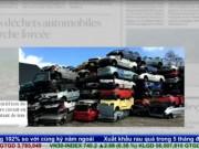 Các nước châu Âu xử lý xác xe hơi cũ như thế nào?