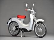 Thế giới xe - Xe tay ga chạy điện thiết kế đẹp của Honda sắp ra mắt
