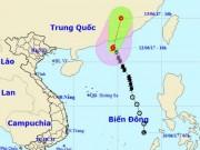 Tin tức trong ngày - Bão số 1 giật cấp 11 sắp đổ bộ đất liền Trung Quốc