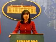 Tin tức trong ngày - VN phản ứng trước phát biểu của Tổng thống Hàn Quốc