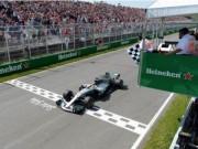 Thể thao - Đua xe F1, Canadian GP: Đối thủ tự hại, ngư ông đắc lợi