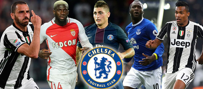 Chelsea xây Dream Team 5 sao 300 triệu bảng: Giấc mơ bá chủ
