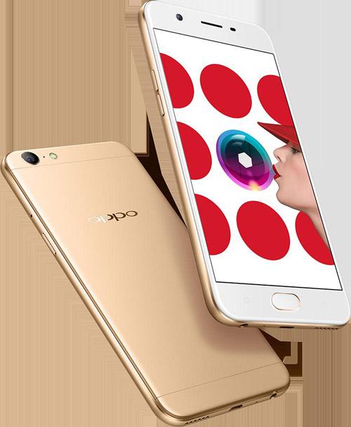 Oppo F3 Lite chính thức lên kệ, giá 5,5 triệu đồng - 1
